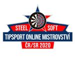 Online Mistrovství České republiky a Slovenska v šipkách 2020